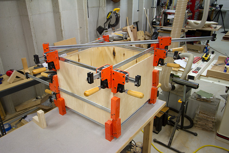 Love my parallel clamps